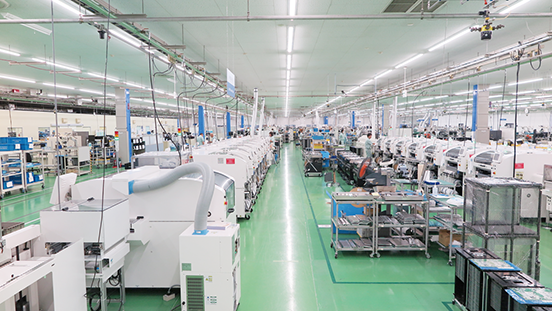 commitment to high quality and reliability commitment to high5 production lines turn out high quality printed circuit boards